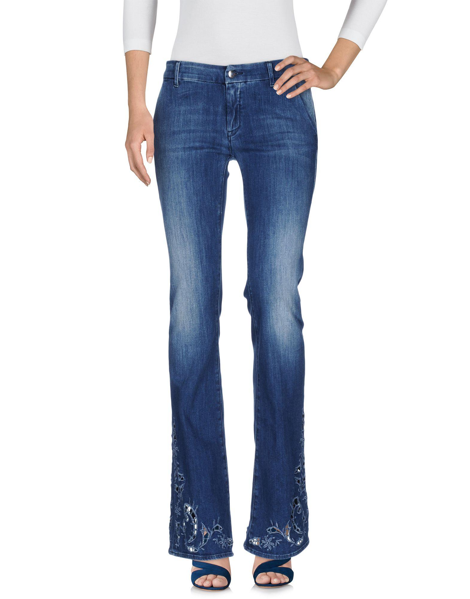 где купить THE SEAFARER Джинсовые брюки по лучшей цене