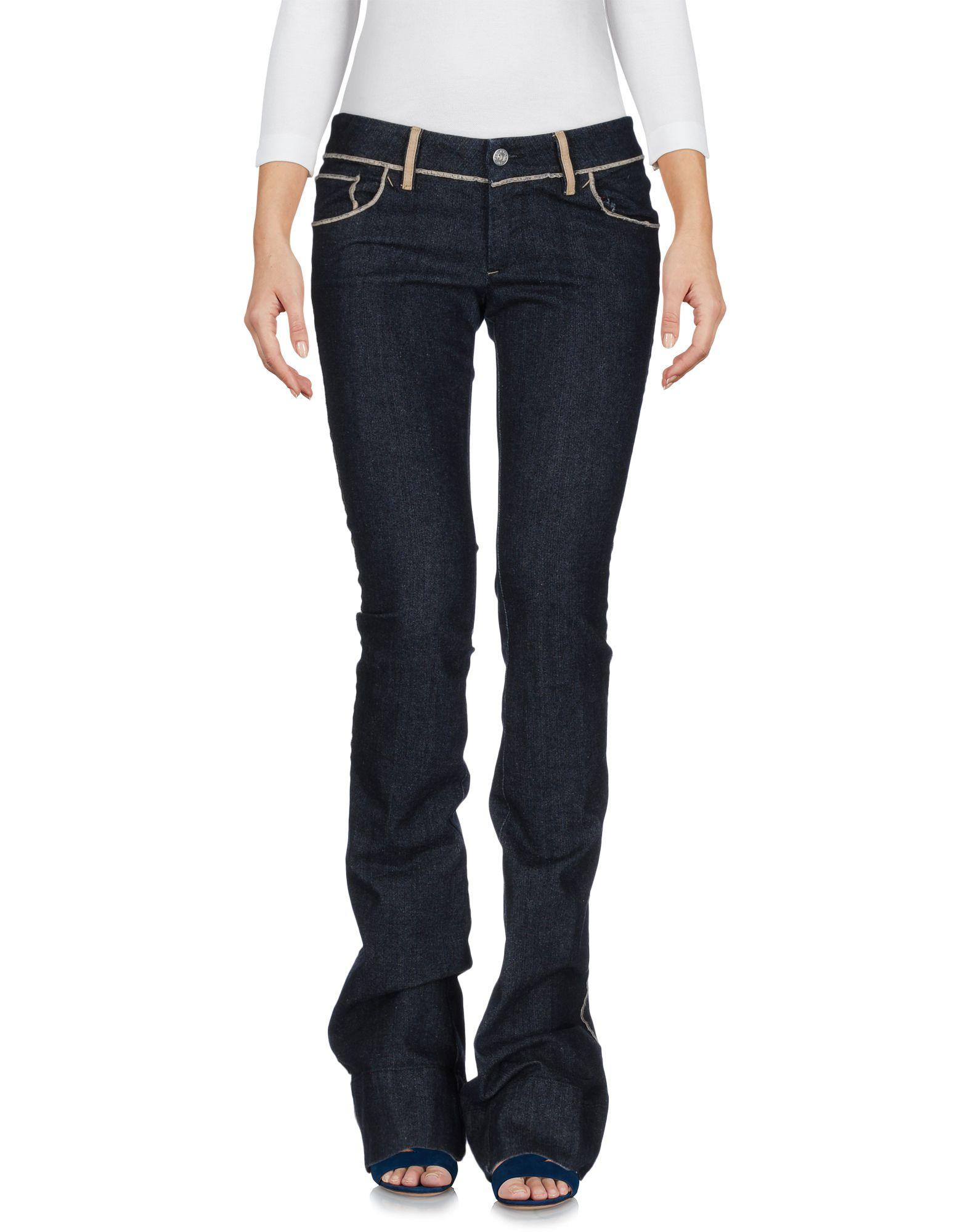 PF PAOLA FRANI Джинсовые брюки mantra paola 3532