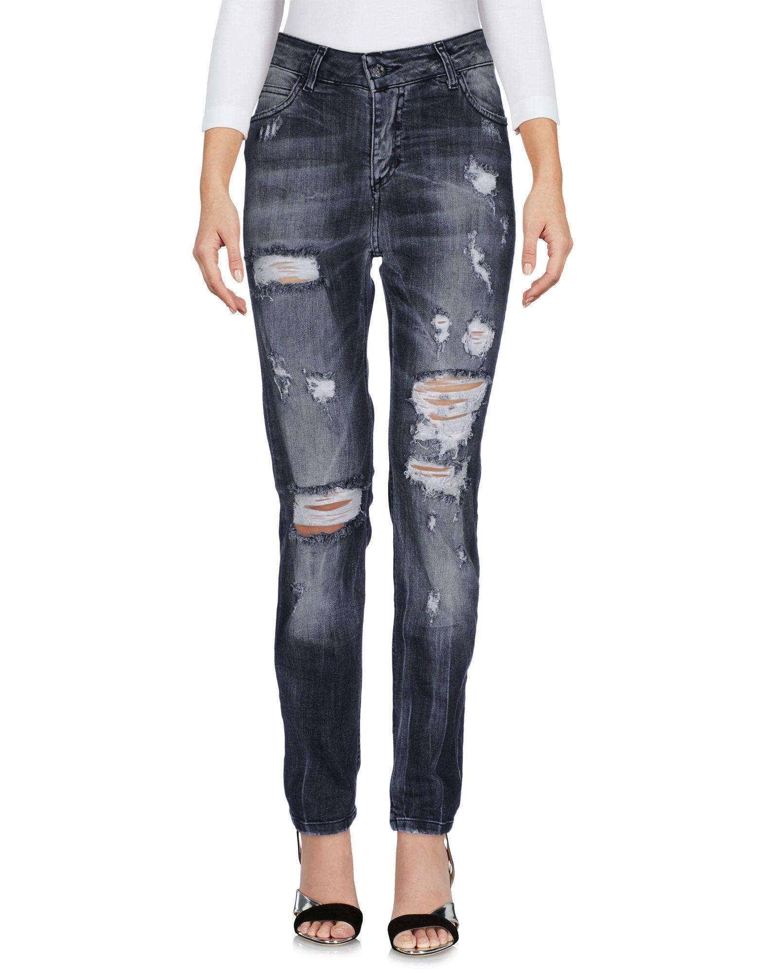 Фото KLIXS JEANS Джинсовые брюки. Купить с доставкой