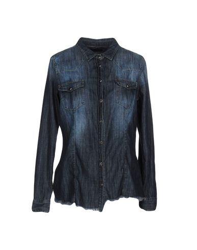 Джинсовая рубашка IMPERIAL 42595922OU
