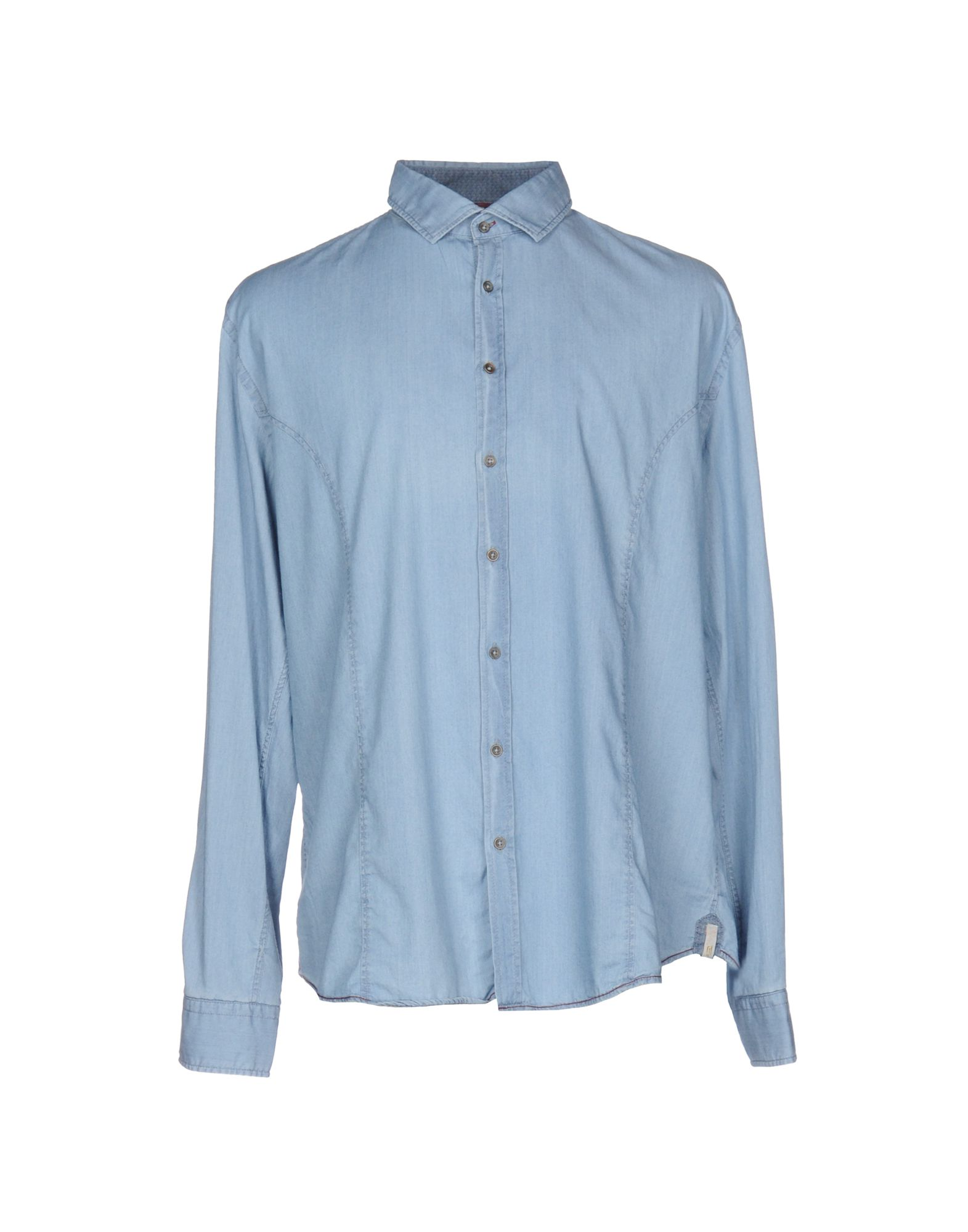 Q1 Джинсовая рубашка laxc021t1b q1