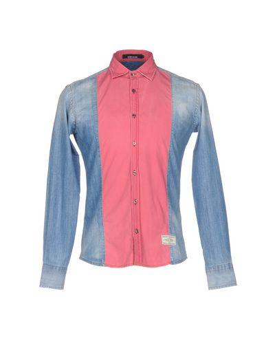 Джинсовая рубашка TAKESHY KUROSAWA 42596270MU