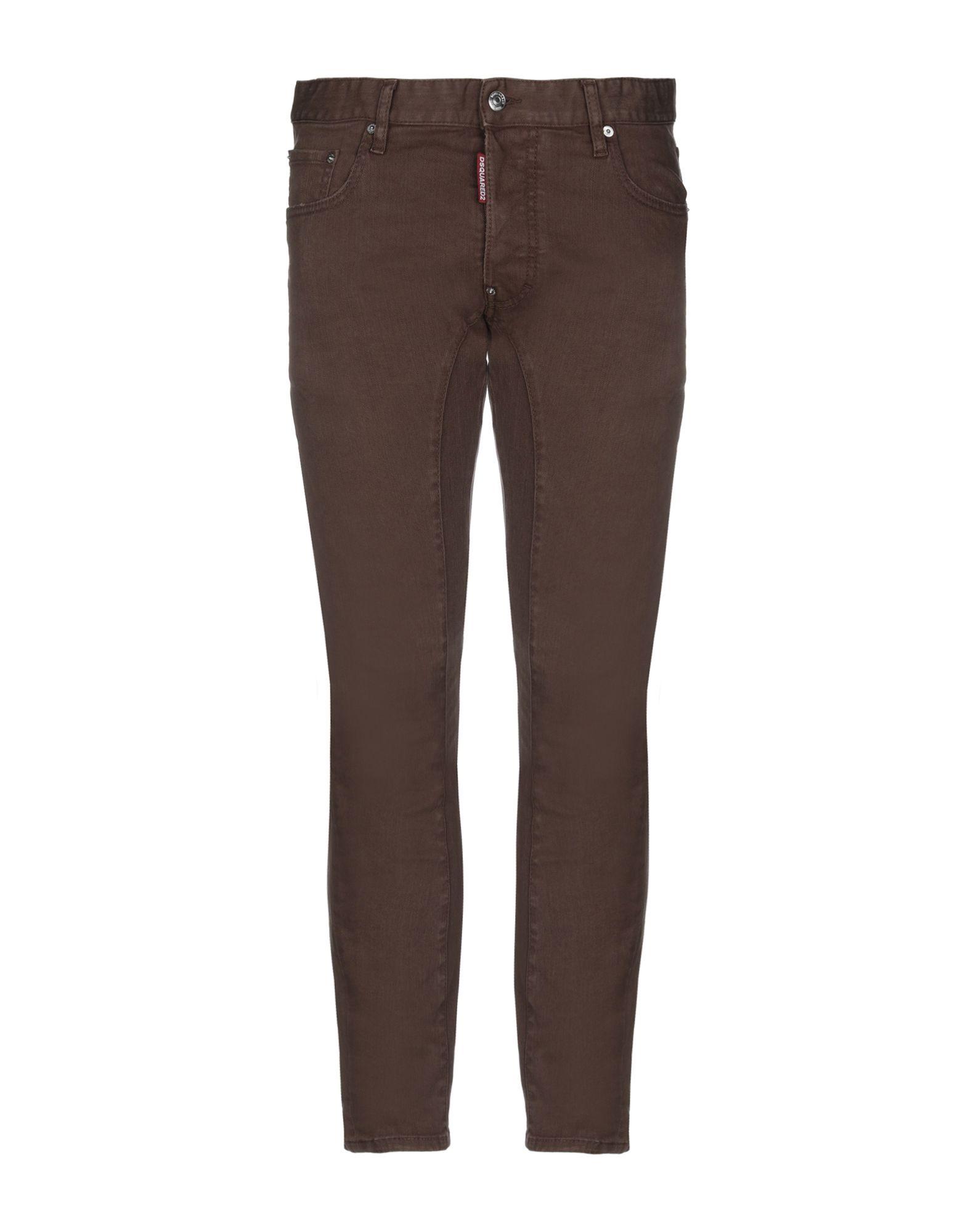 DSQUARED2 Джинсовые брюки tchui свободный размер