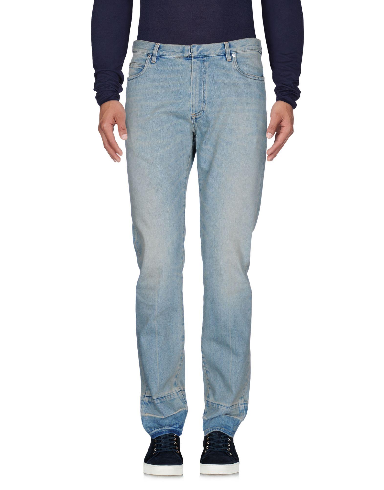 MAISON MARGIELA Джинсовые брюки maison margiela 14 джинсовые брюки