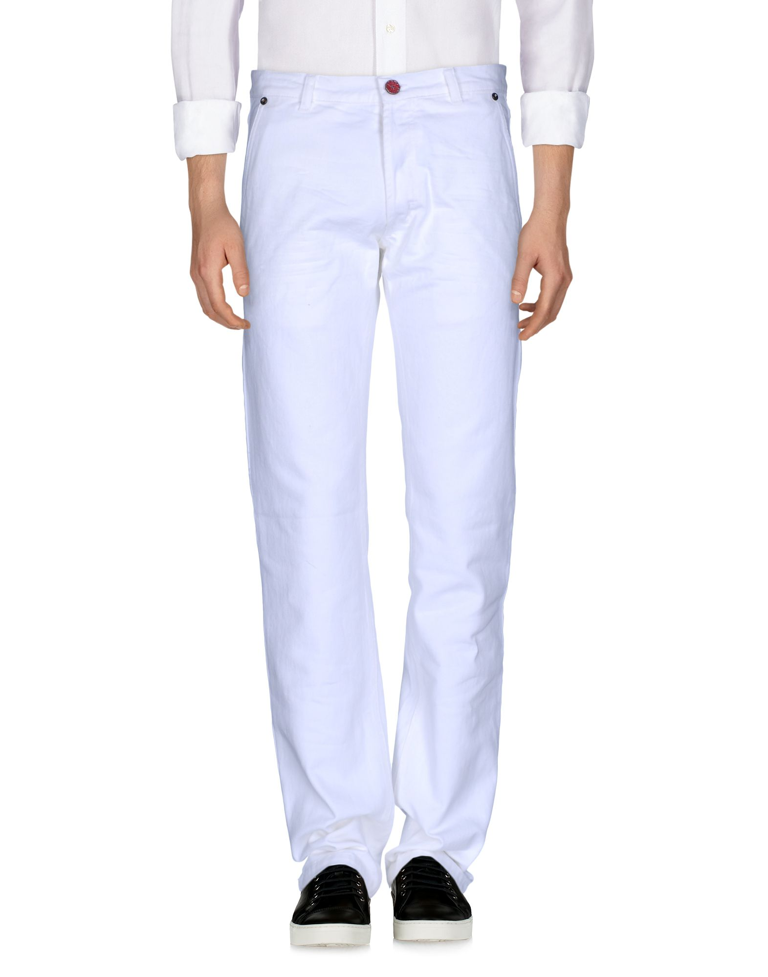BRYAN HUSKY Джинсовые брюки bryan husky пиджак