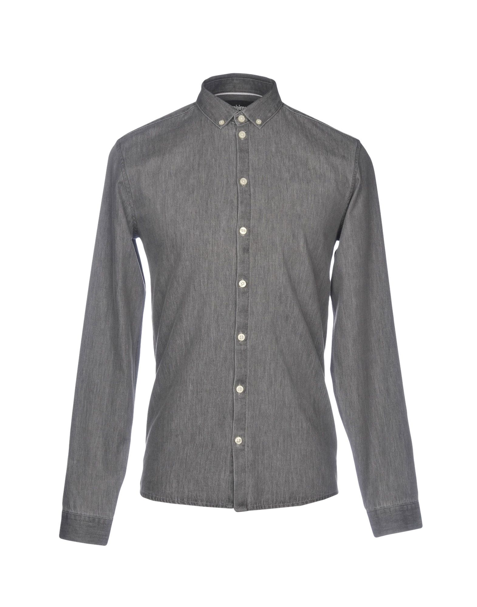 ФОТО minimum Джинсовая рубашка