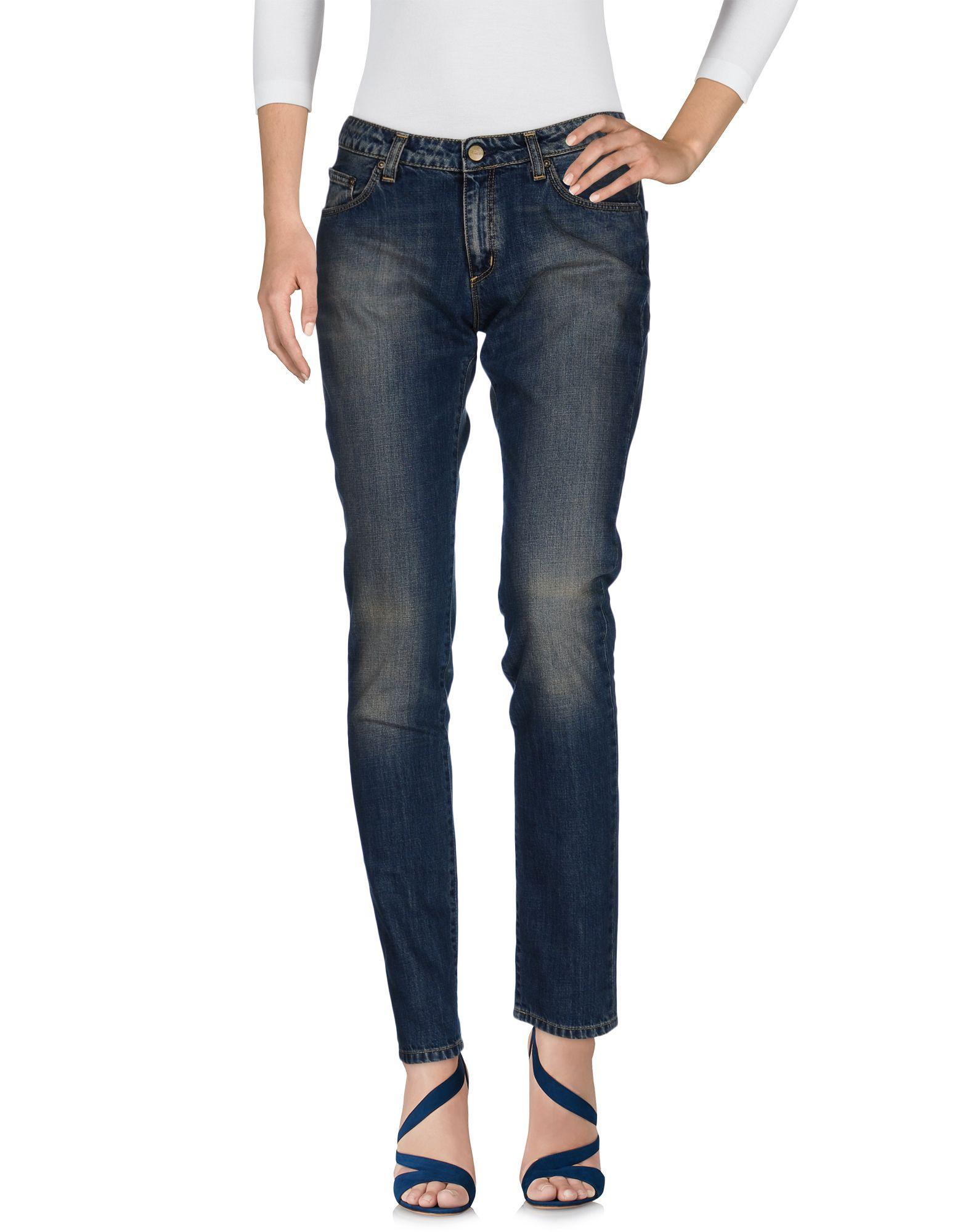 Pantalon en jean carhartt femme. bleu. 29w-32l...