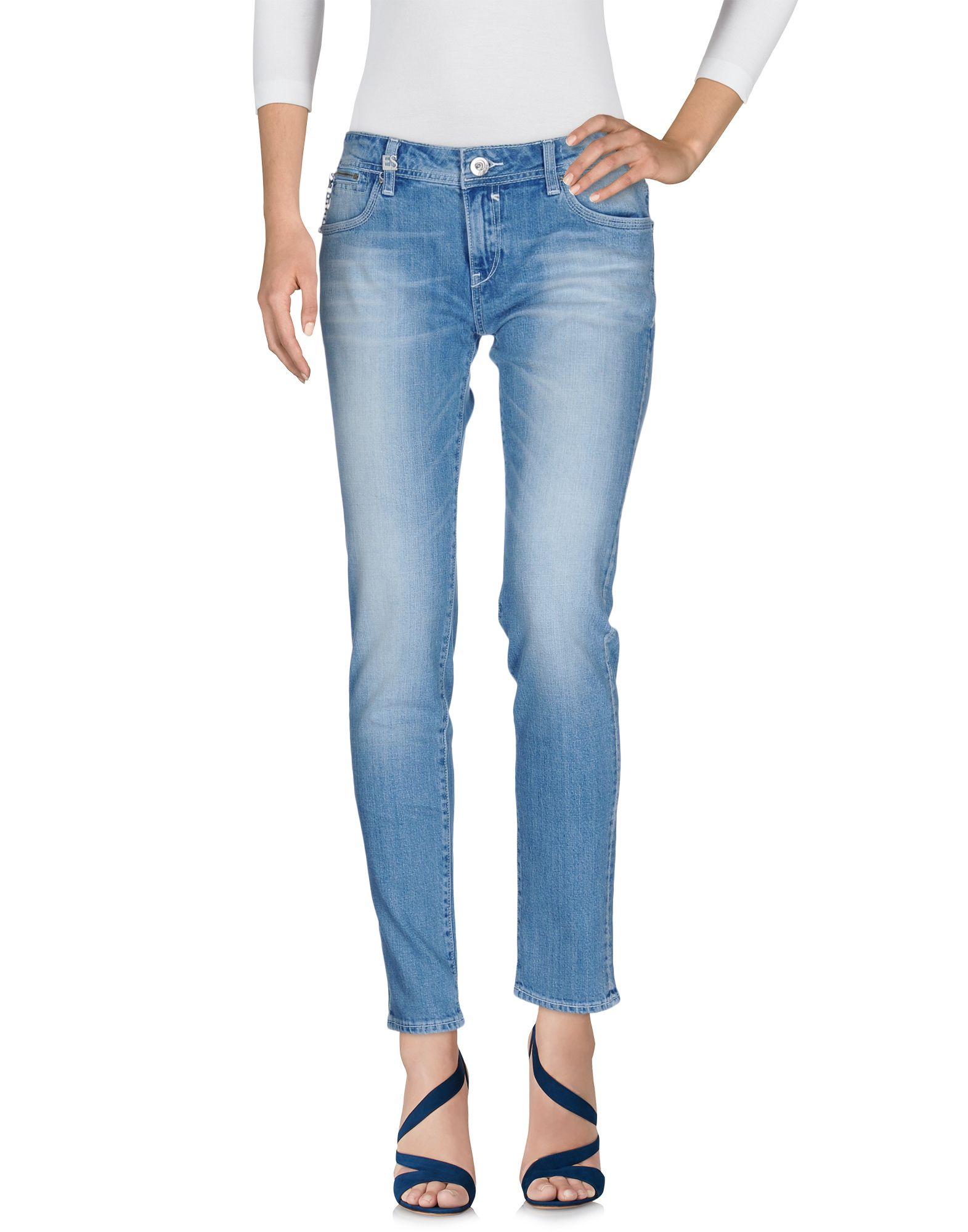 EIGHTH SIN Джинсовые брюки