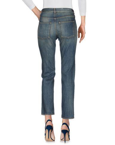 ACNE STUDIOS Damen Jeanshose Blau Größe 24W-32L 60% Baumwolle 40% Lyocell