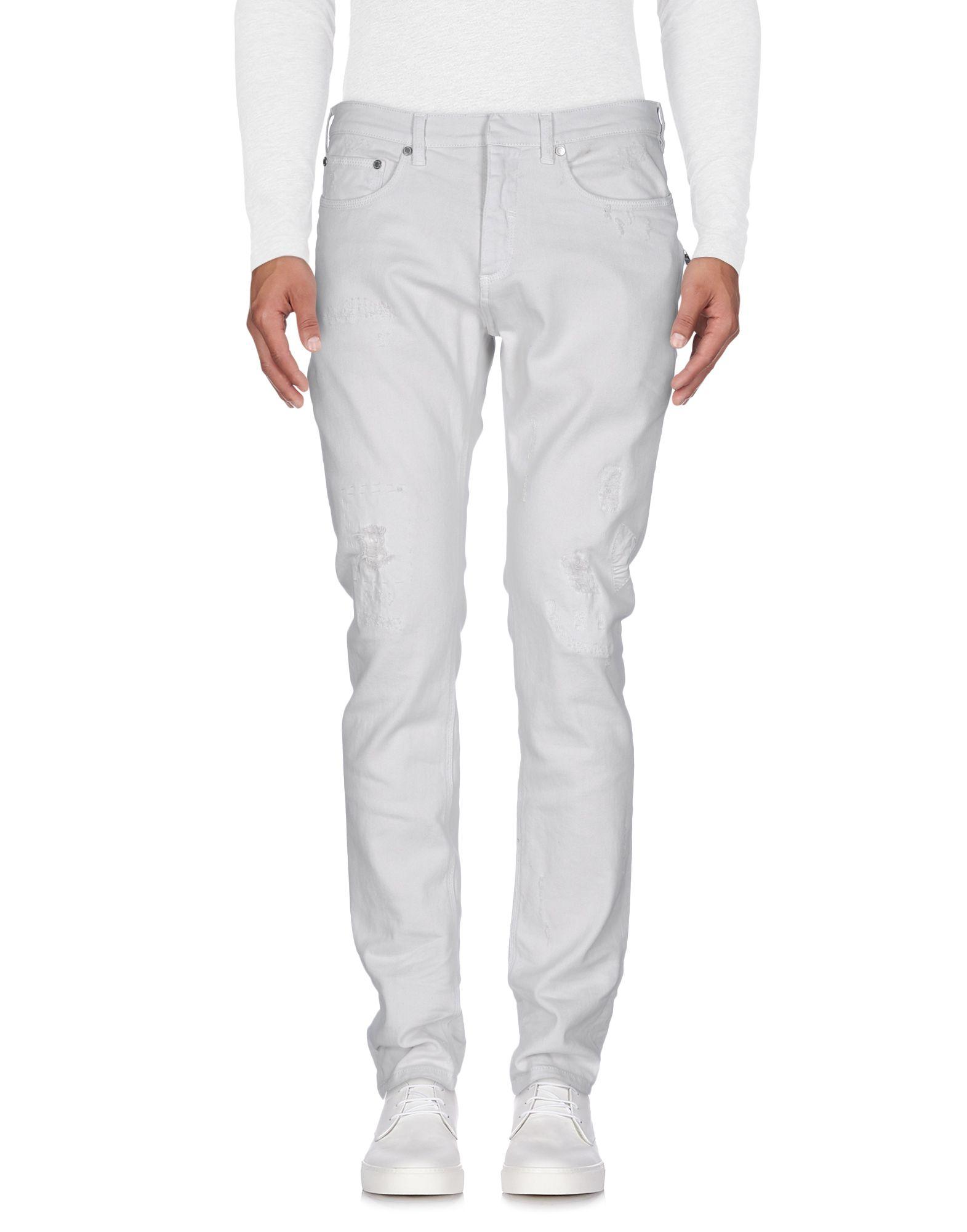 NEIL BARRETT Джинсовые брюки dismero джинсовые брюки