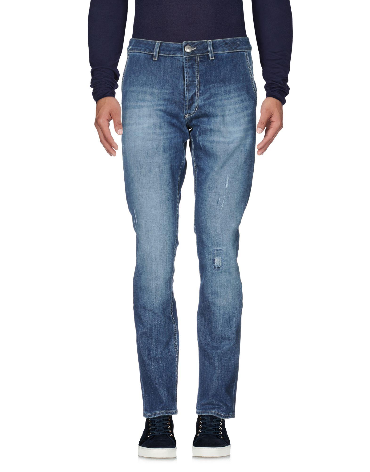 купить MASSIMO BRUNELLI Джинсовые брюки по цене 2750 рублей