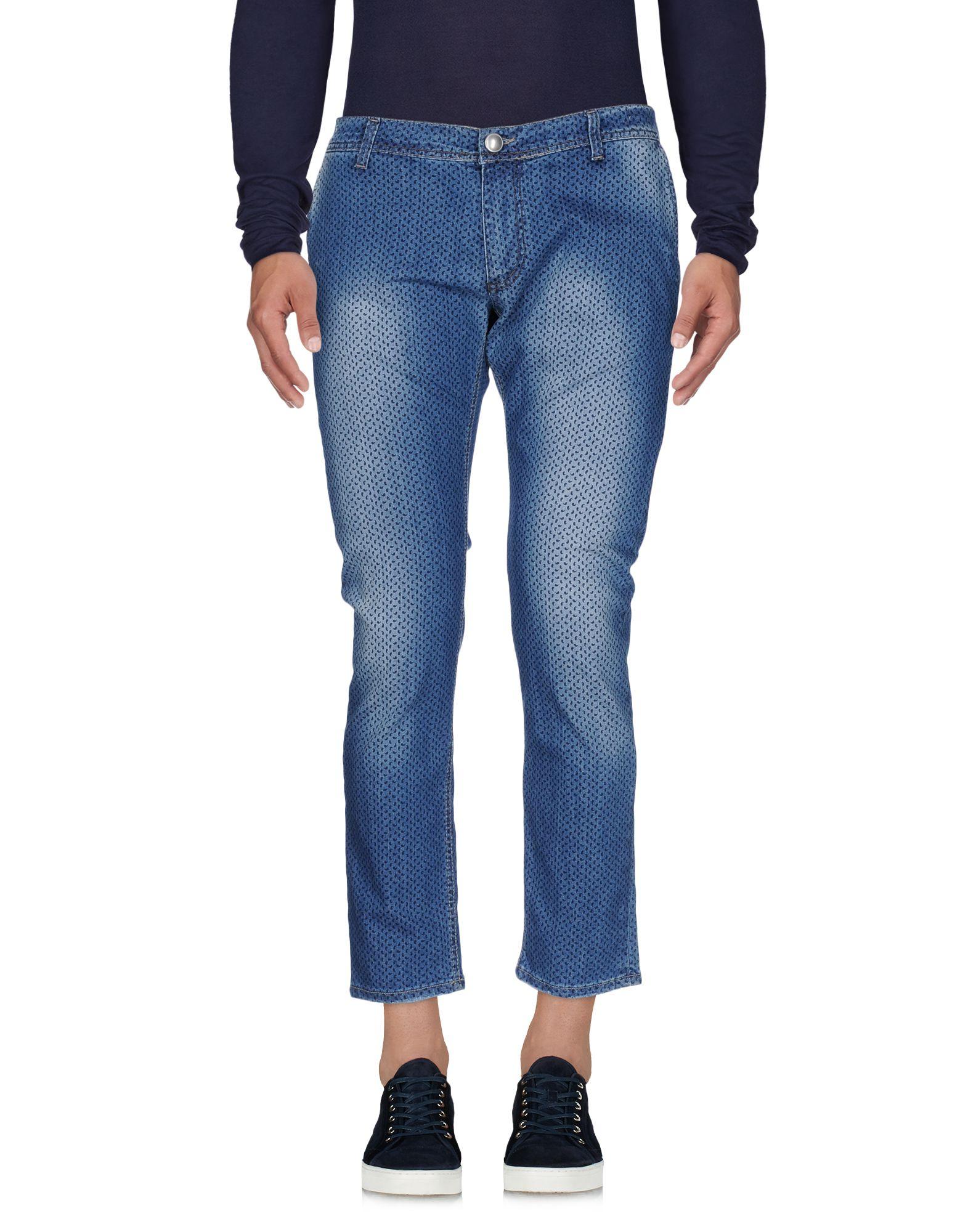 FLOWERS LONDON Джинсовые брюки цена 2017