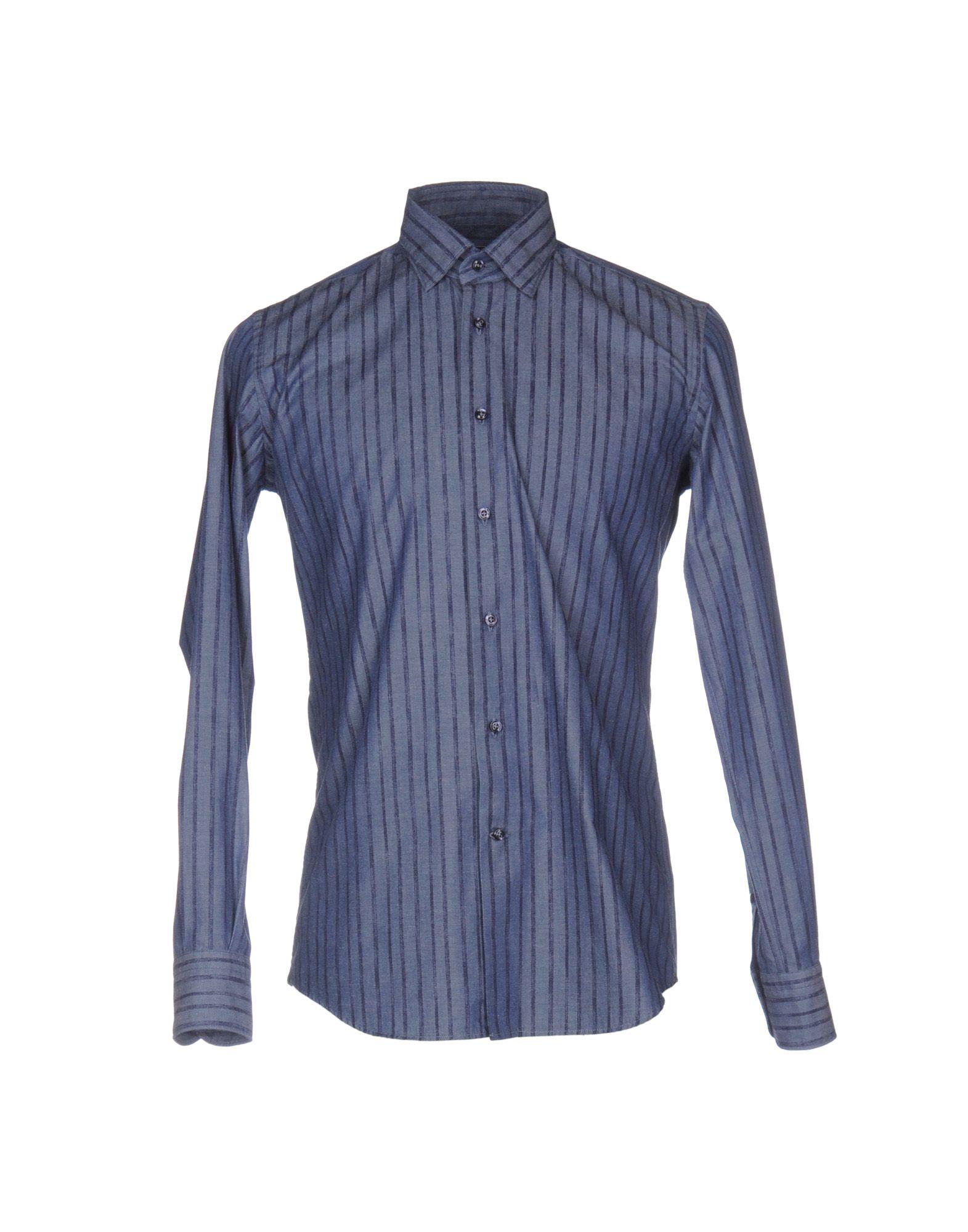 DEL SIENA Джинсовая рубашка цена 2017
