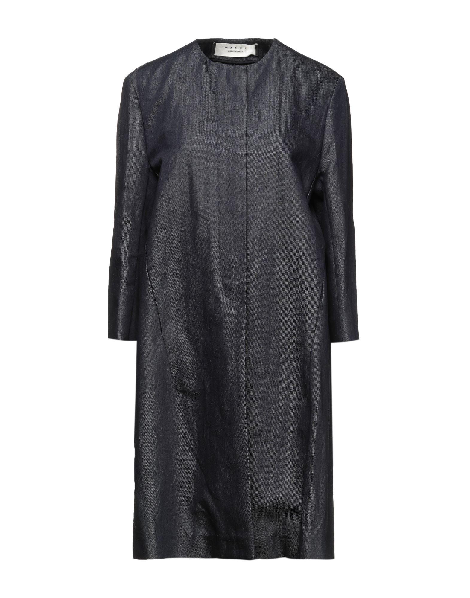 MARNI Джинсовая верхняя одежда верхняя одежда