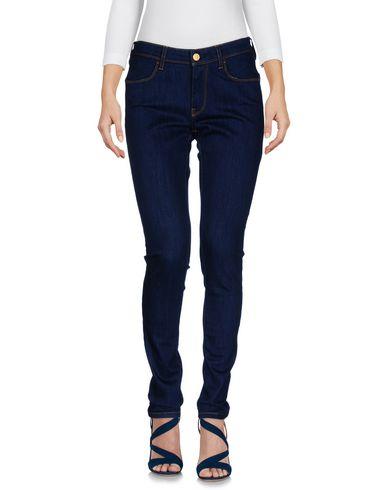 Джинсовые брюки RE-HASH 42597809IE