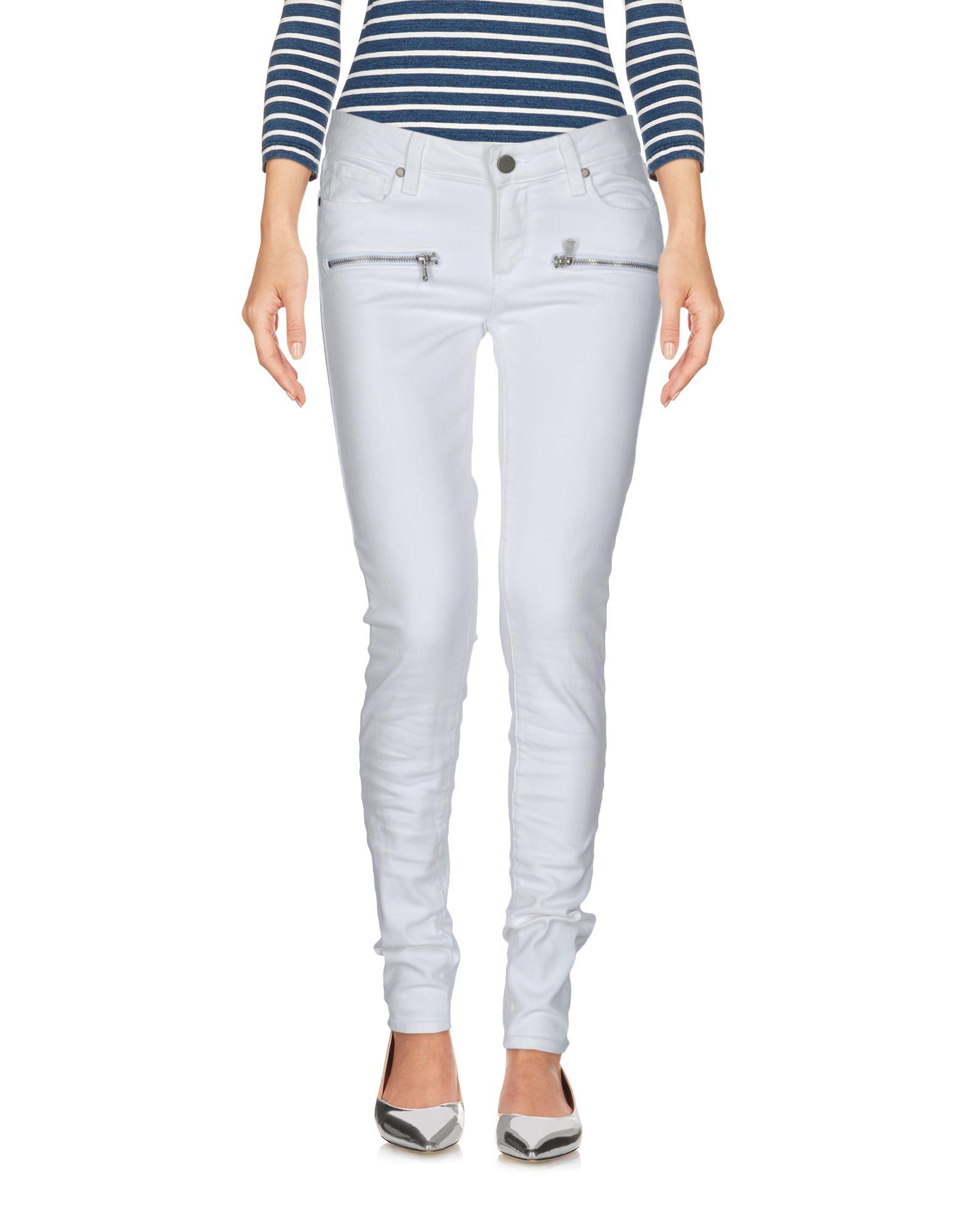 ФОТО paige джинсовые брюки