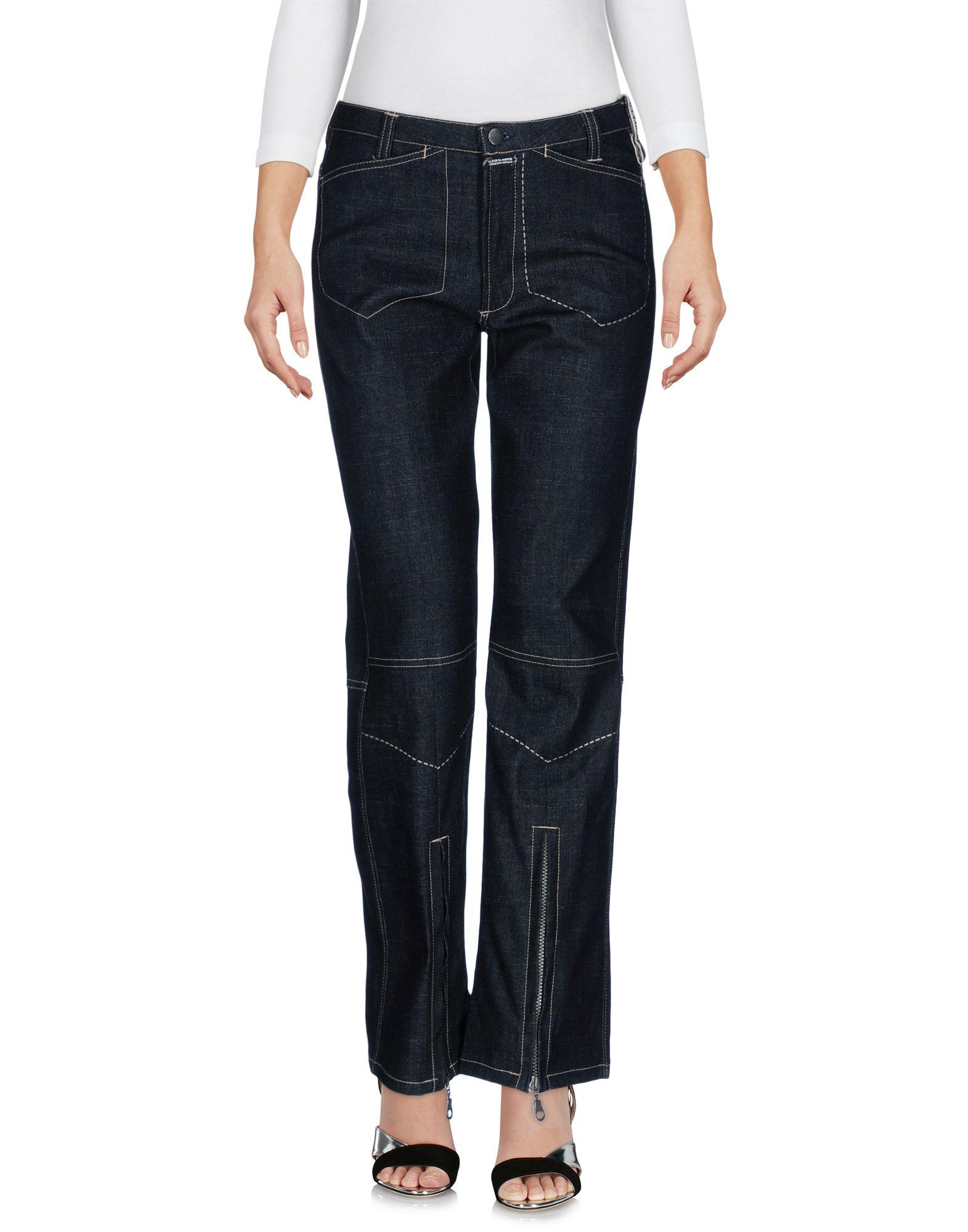 LE JEAN DE MARITHÉ + FRANÇOIS GIRBAUD Джинсовые брюки le jean de marithé françois girbaud джинсовая юбка