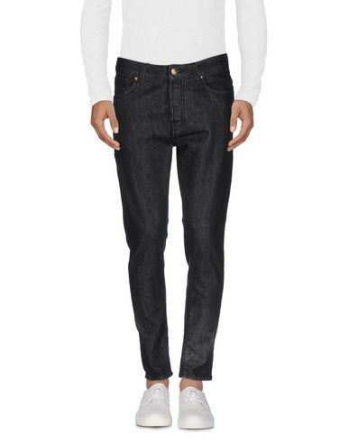Фото - Джинсовые брюки от LIU •JO MAN черного цвета