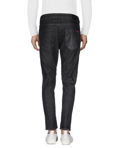 Фото 2 - Джинсовые брюки от LIU •JO MAN черного цвета