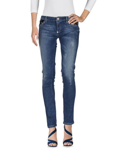 Джинсовые брюки PHILIPP PLEIN 42597947QT