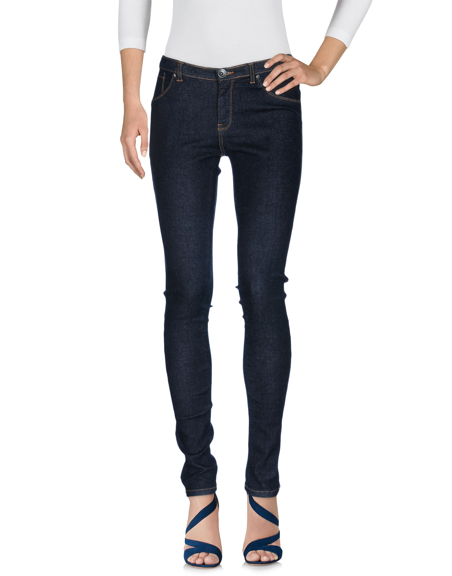 DR. DENIM JEANSMAKERS Джинсовые брюки tight denim джинсовые брюки