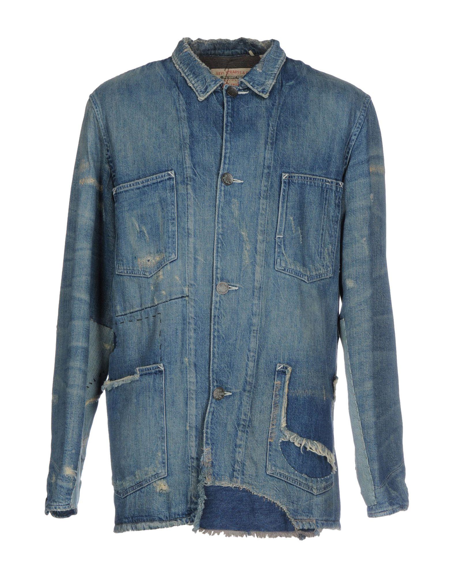 LEVI'S VINTAGE CLOTHING Denim outerwear