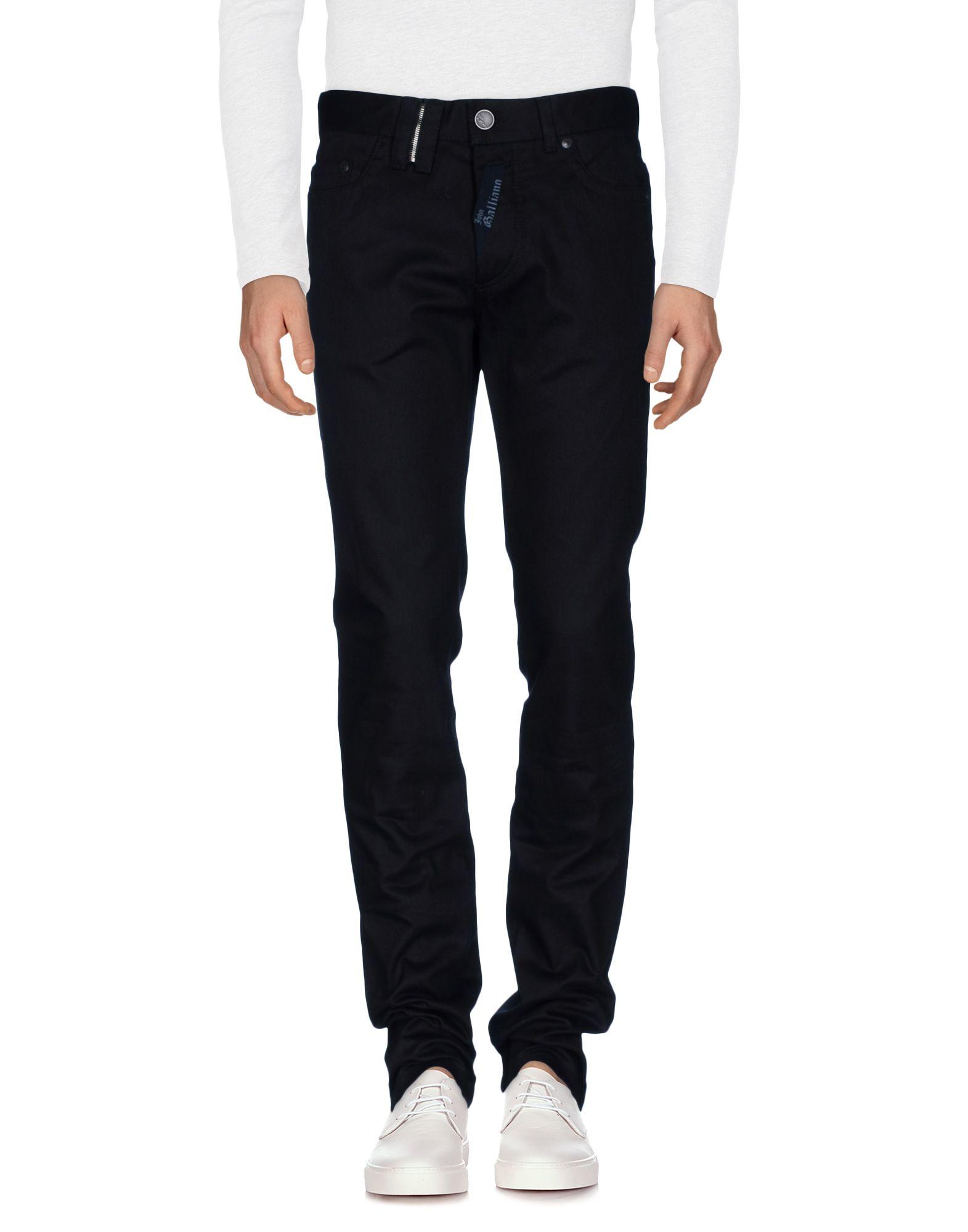 JOHN GALLIANO Джинсовые брюки