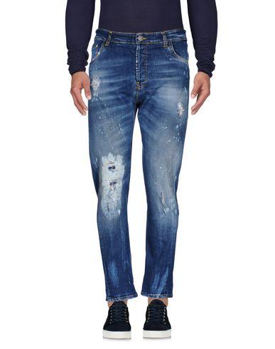 Джинсовые брюки YES LONDON 42598318XI