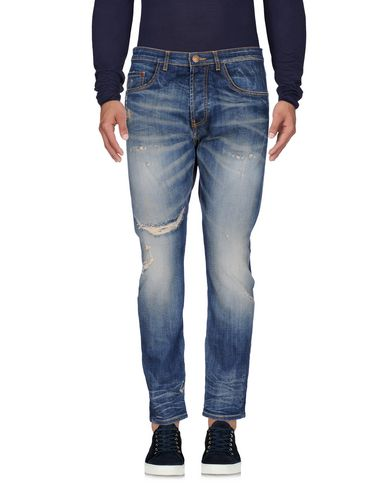 Джинсовые брюки YES LONDON 42598321BJ