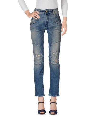 Джинсовые брюки PIERRE BALMAIN 42598652LC