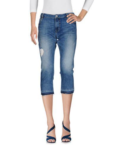 Джинсовые брюки-капри GUESS 42598834FR