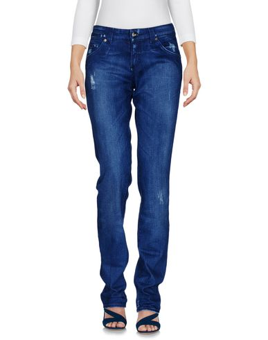 Джинсовые брюки VERSACE JEANS COUTURE 42599019WE