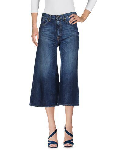 Джинсовые брюки-капри TRUE NYC. 42599111CI