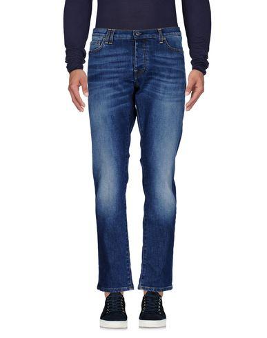 Джинсовые брюки PAOLO PECORA 42599160GN