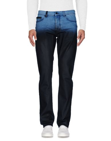 Джинсовые брюки от MARCELO BURLON