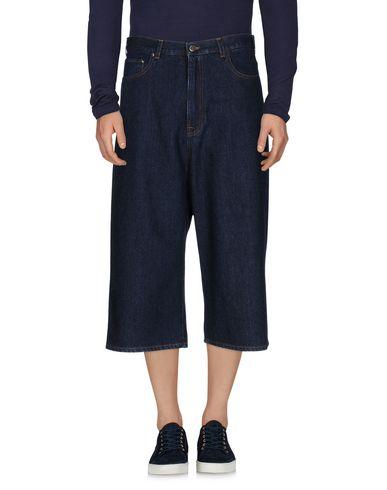 Джинсовые брюки-капри CHRISTOPHER KANE 42599350FU