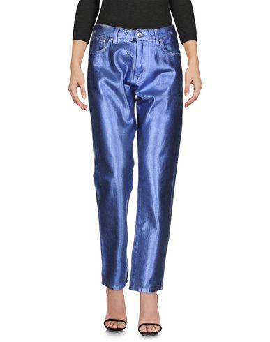Джинсовые брюки MSGM 42599427HI
