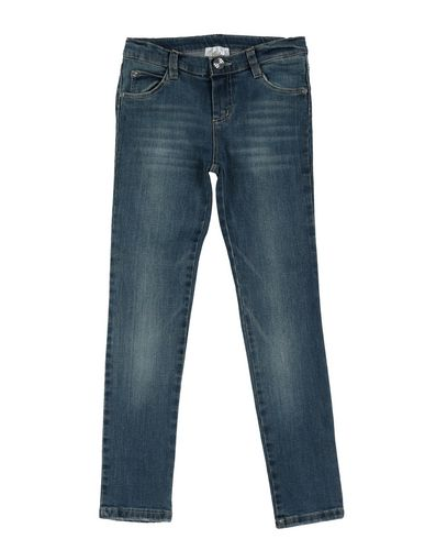 ILLUDIA Pantalon en jean femme
