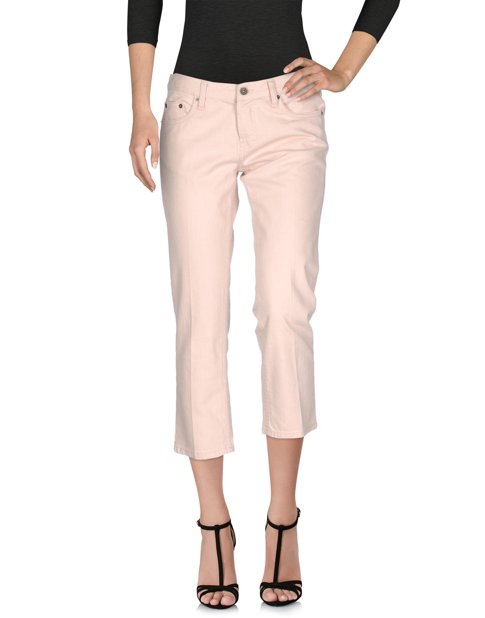 SEVEN7 Джинсовые брюки-капри капри seven7