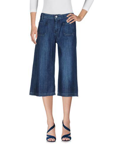 Джинсовые брюки-капри TOMMY HILFIGER DENIM 42600417CH