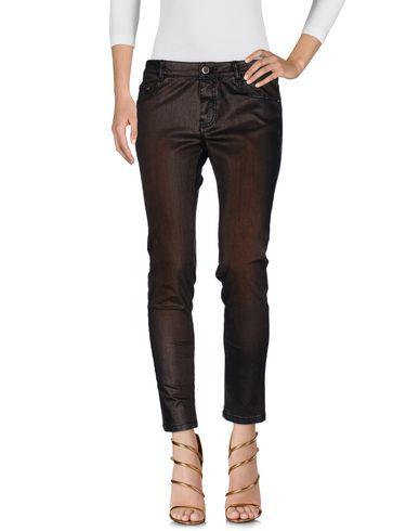 Джинсовые брюки от CRISTINAEFFE