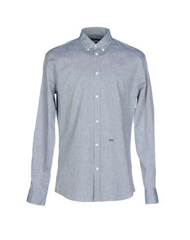 Джинсовая рубашка DSQUARED2 42600473MV