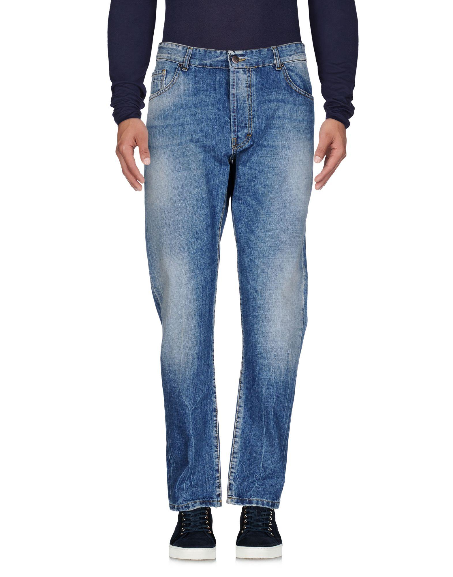 JEY COLE MAN Джинсовые брюки