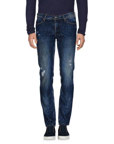 Джинсовые брюки от 0/ZERO CONSTRUCTION