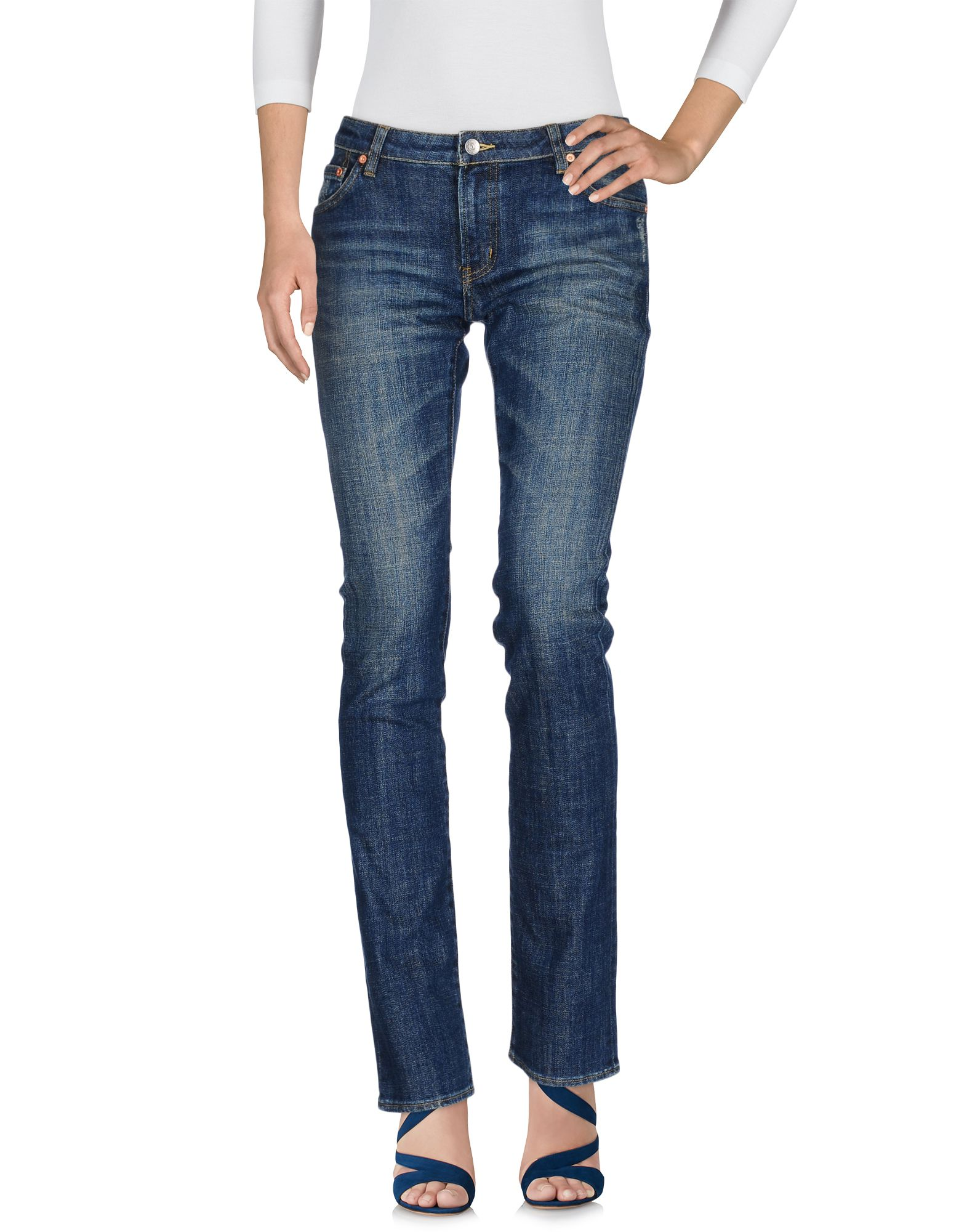WESC Джинсовые брюки цена 2017