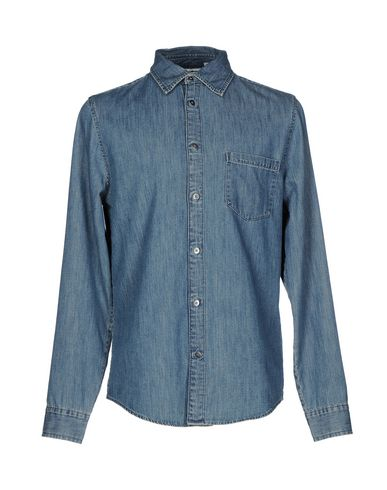 Джинсовая рубашка CHEAP MONDAY 42601450DM