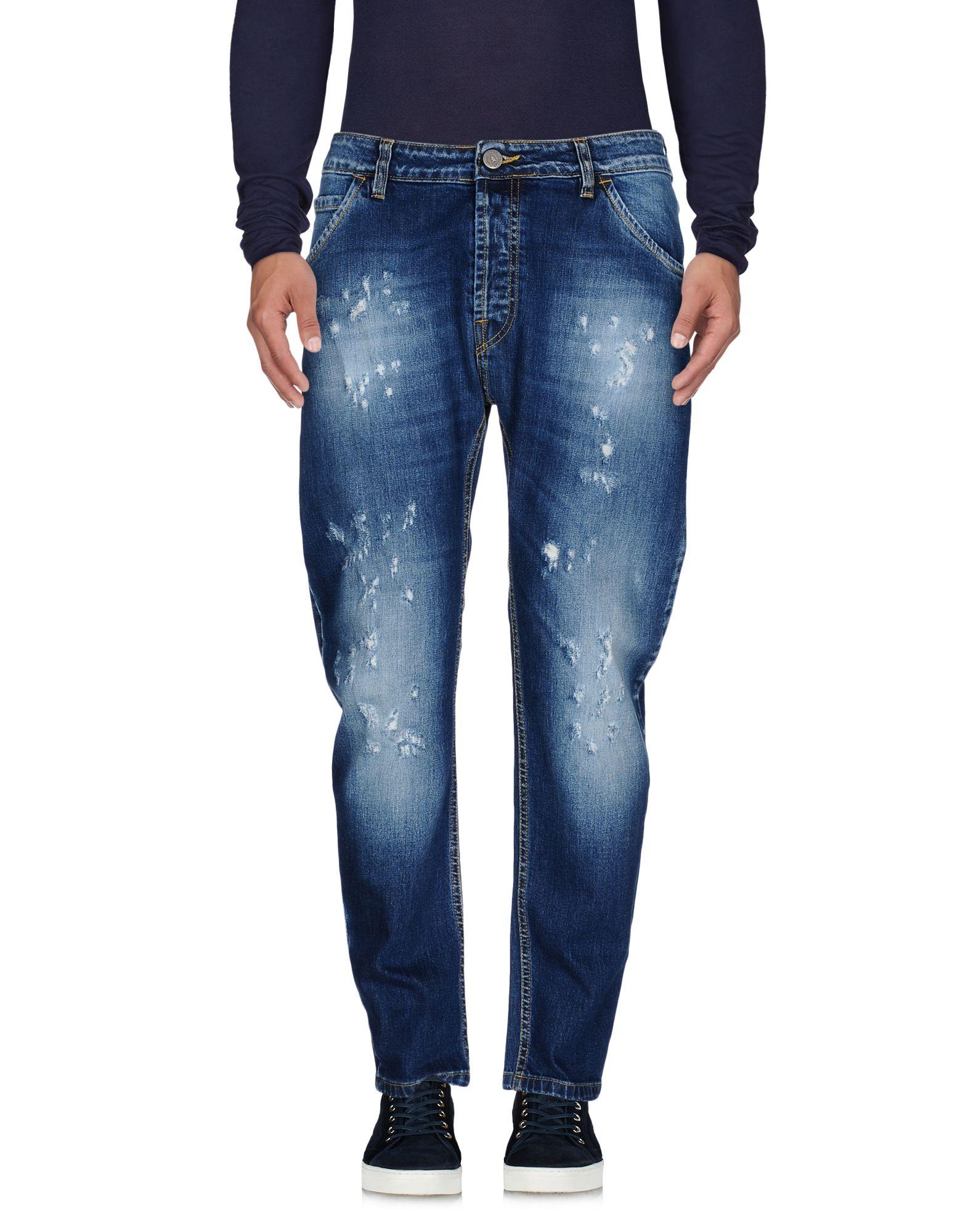 цена KOMPRESSOR Джинсовые брюки онлайн в 2017 году