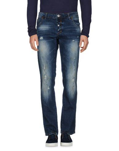 Джинсовые брюки от 1° GENITO