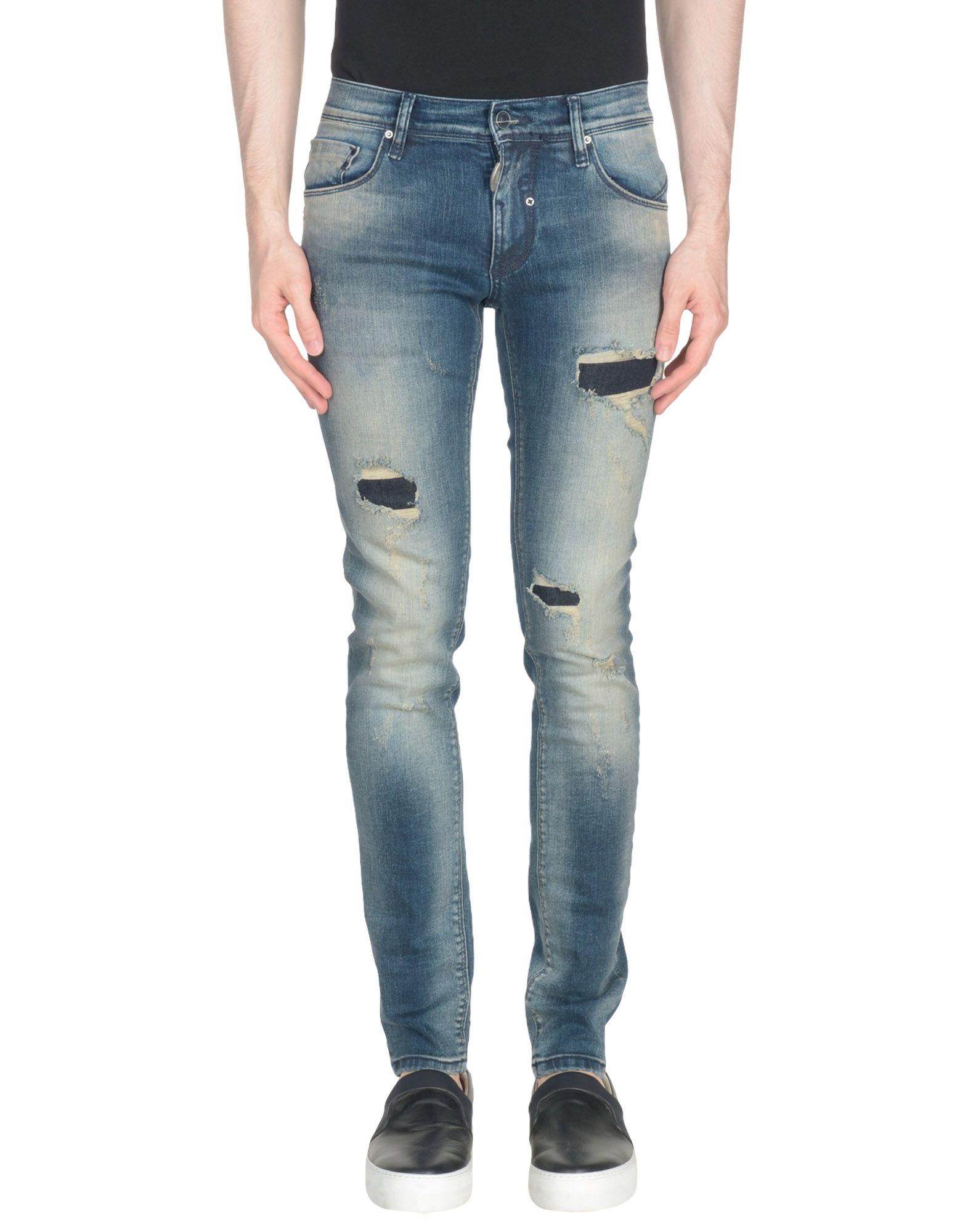 ANTONY MORATO Джинсовые брюки цена 2017
