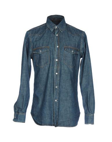 Джинсовая рубашка ASPESI 42601952DU
